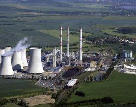 Elektrárna Opatovice – rekonstrukce kabelové trasy na chladicí věži