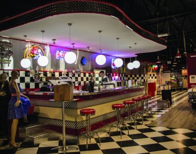 Excalibur City – Muzeum juboxů, Nové Hatě