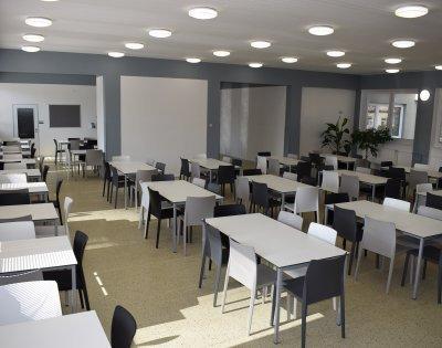 Rekonstrukce školní jídelny Vysoké Mýto