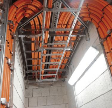 Komplexní dodávky kabeláže ELKOV elektro a.s.