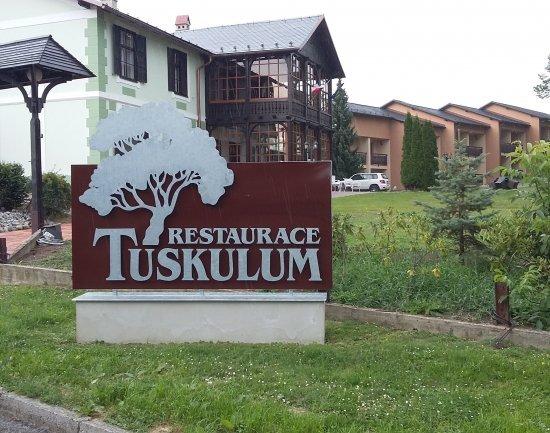 Restaurace Tuskulum Zlín Lukov