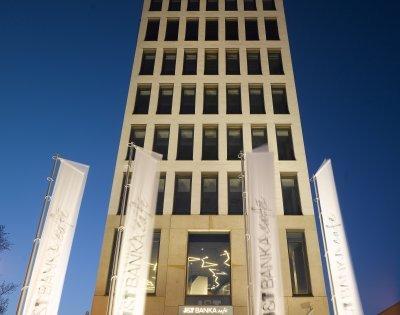 Trinity office center Brno