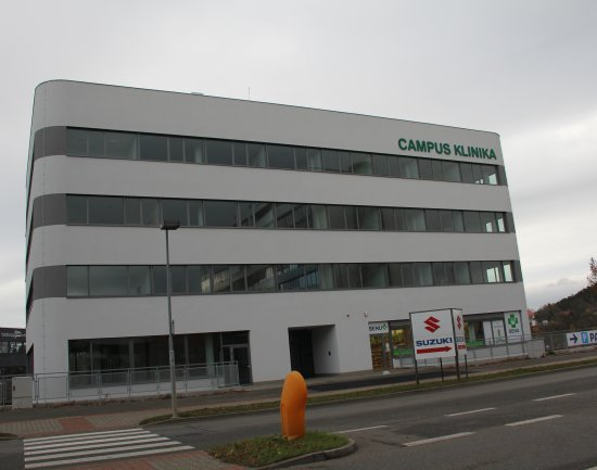 Campus klinika, Brno